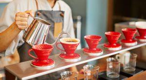 コーヒースタンド~美味しい珈琲はいかが~ @ 藤ノ木さんかく広場
